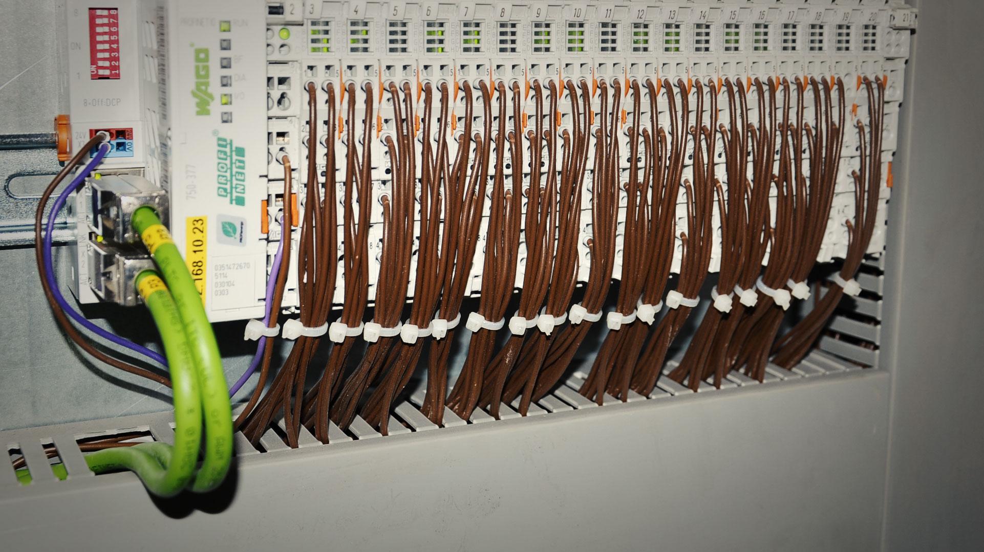 Automatyka przemysłowa - Siemens - WAGO - DB Project