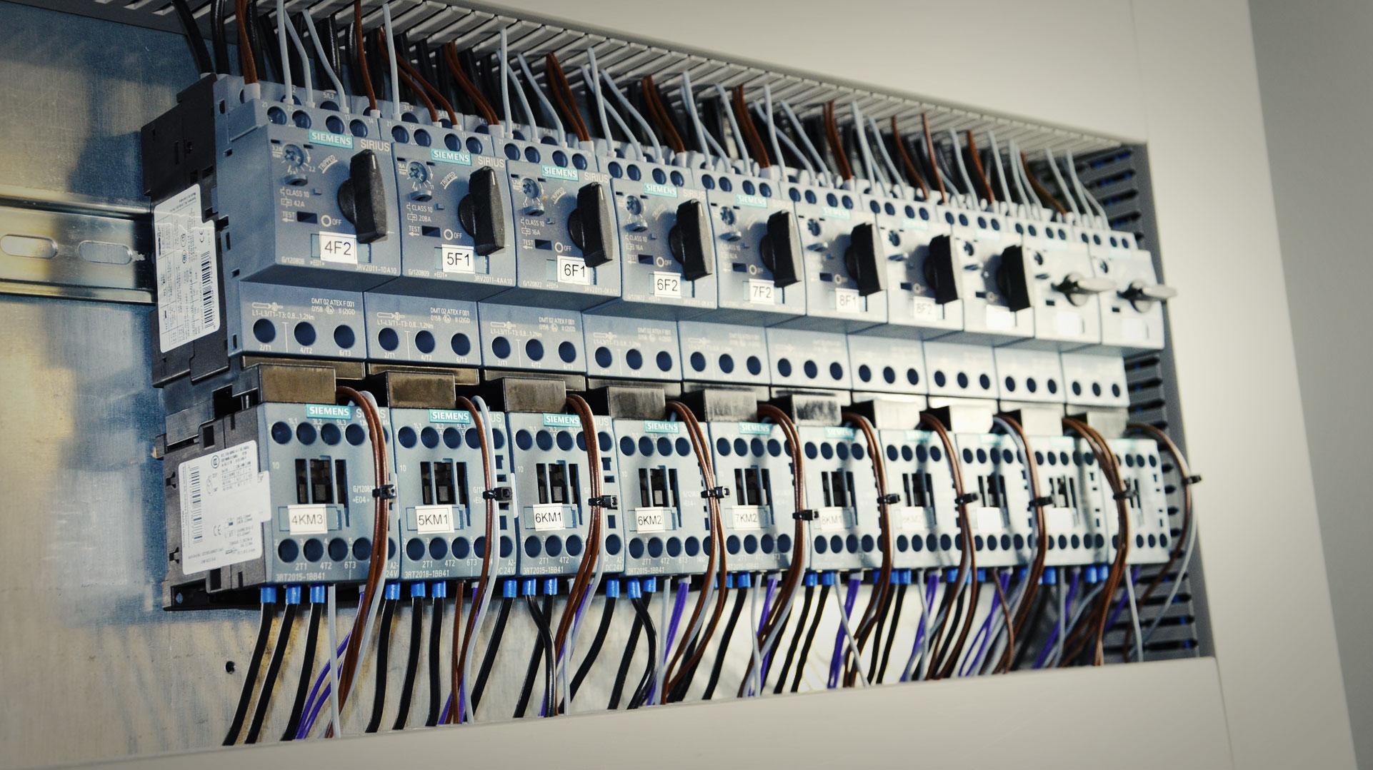 Automatyka przemysłowa - DB Project - Siemens Sirius